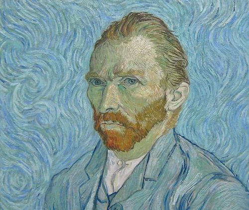 Moleskine notebook user - Vincent van Gogh