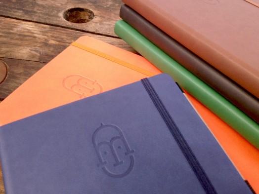Mikos debossed castelli books