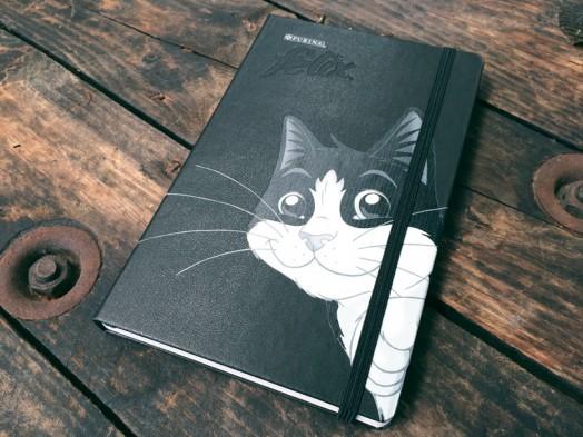 Felix - digitally printed Moleskine notebooks