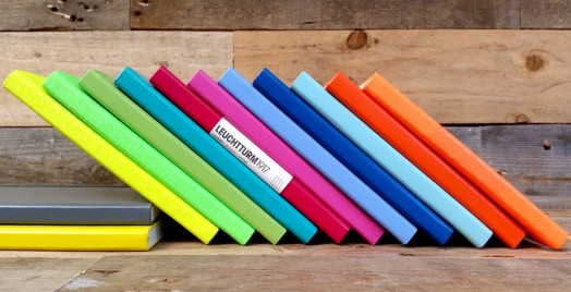 Summer of colour notebooks