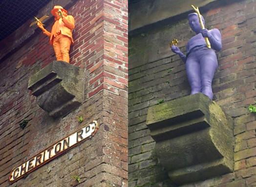 Lucky gateway figures -Folkestone