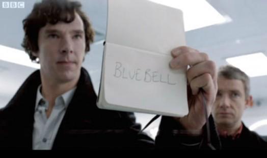 Sherlock Holmes Moleskine notebook