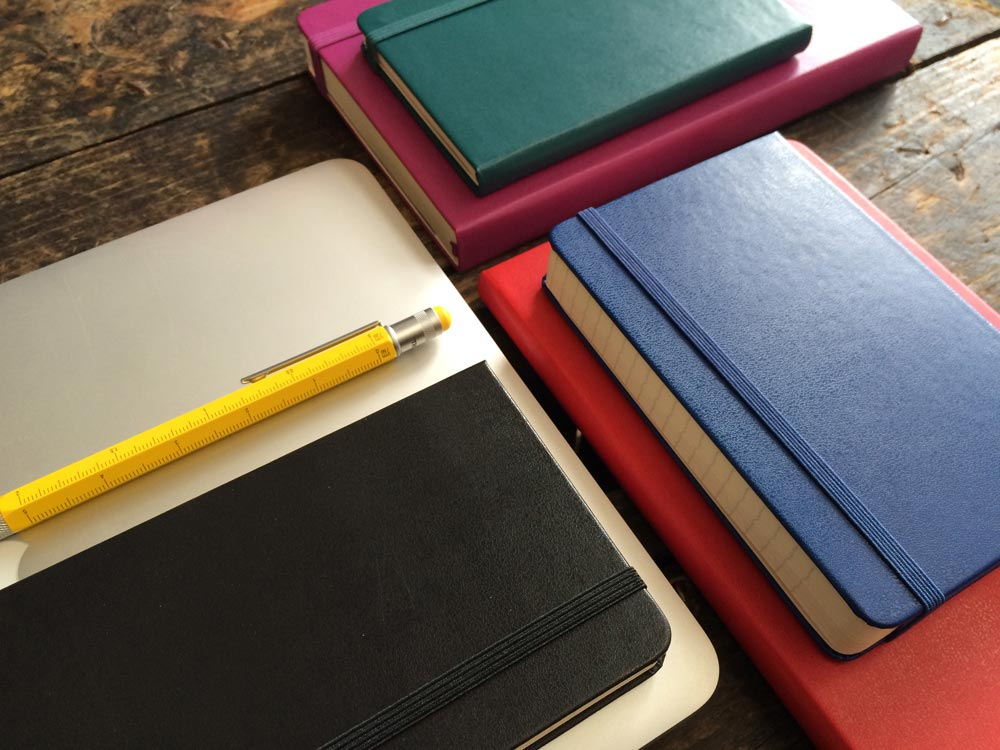 Notebooks - noted in style-Kent