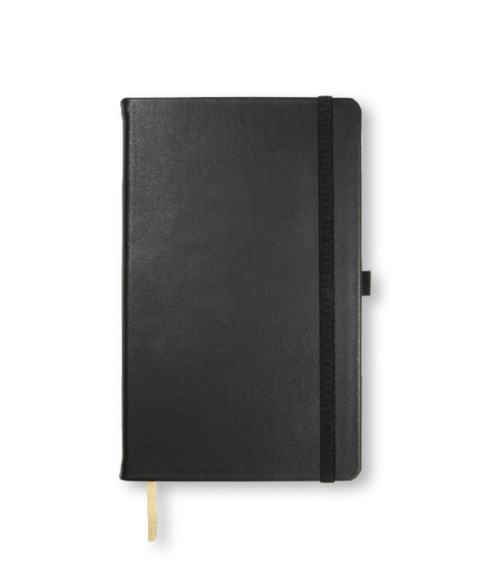 A5 Black Castelli Cordoba notebook