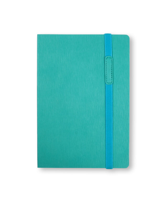A5 Turquoise Cambridge notebook