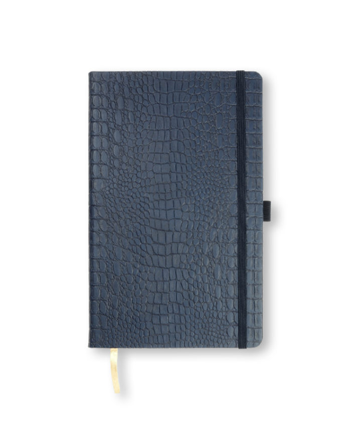 A5 Blue Oceania notebook
