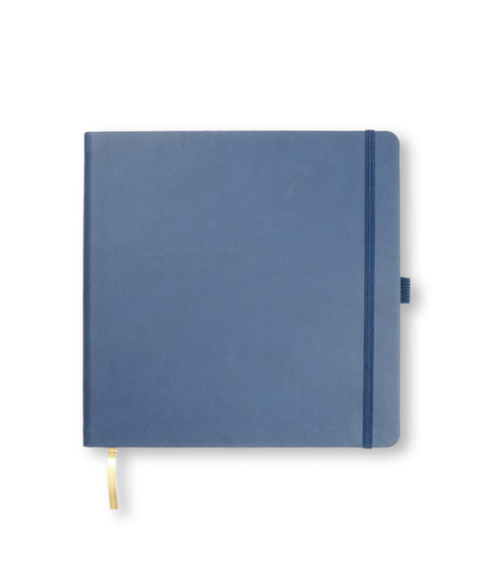 Castelli China Blue Square Tucson notebook