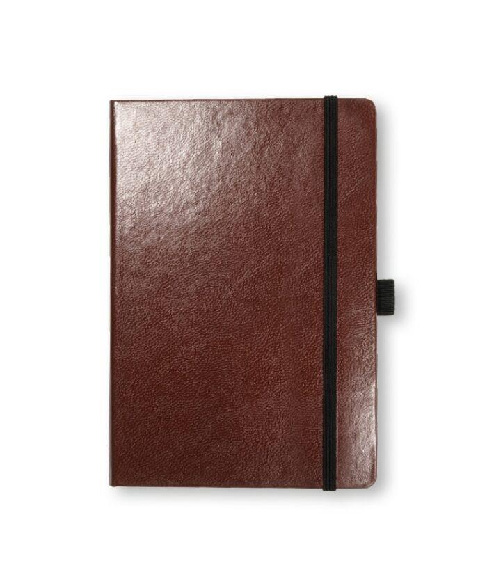 A5 Burgundy Baladek notebook