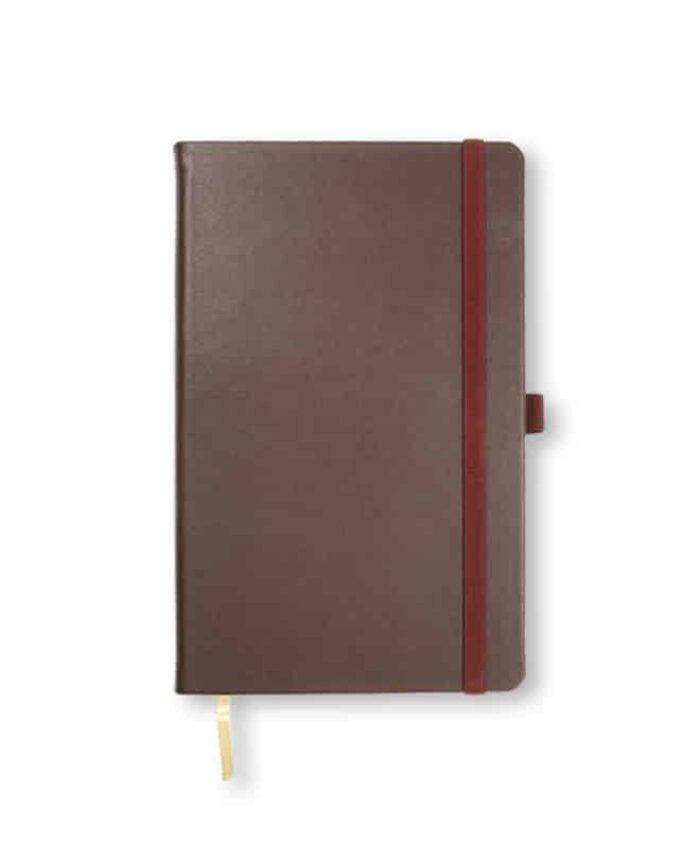 A5 Burgundy Castelli Cordoba notebook
