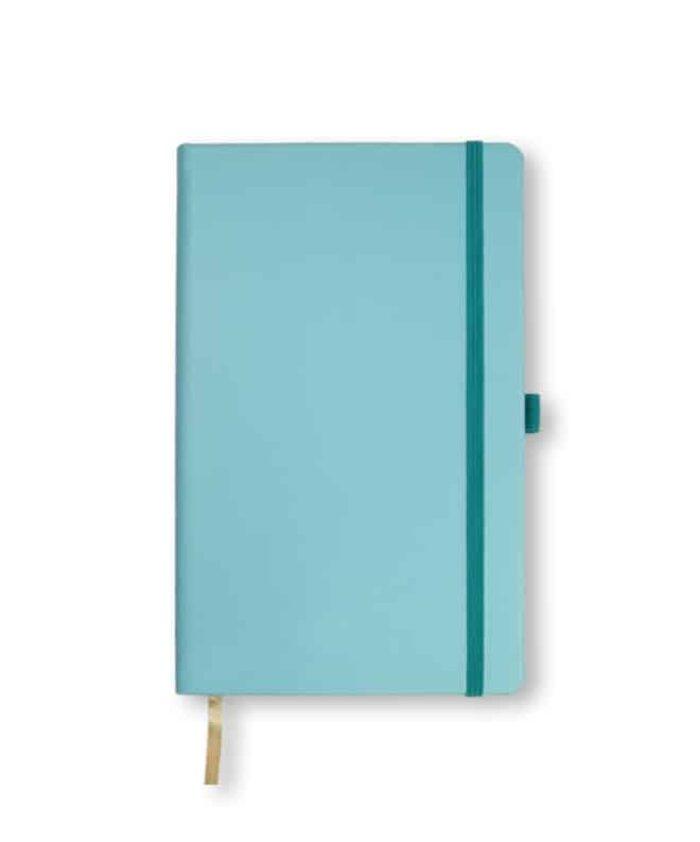 A5 Curacao Castelli Tucson hardback notebook