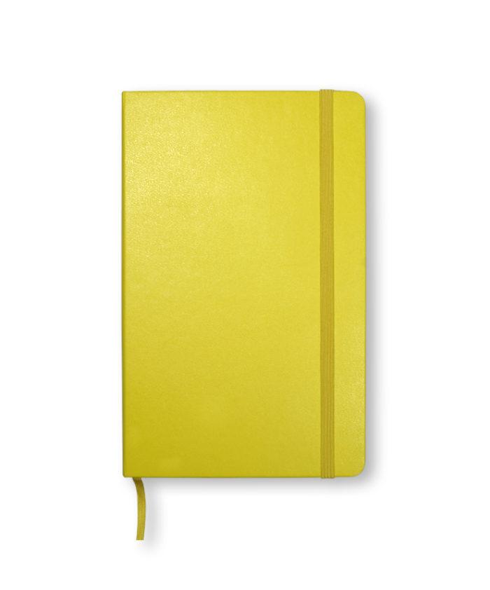 A5 Dandelion Yellow Classic Moleskine