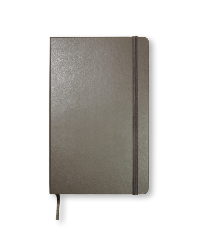 A5 Earth Brown Classic Moleskine