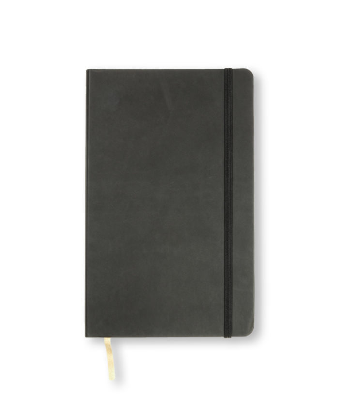A5 Graphite Castelli Flexi notebook