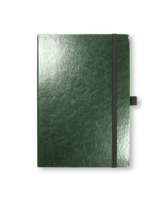A5 Green Baladek notebook