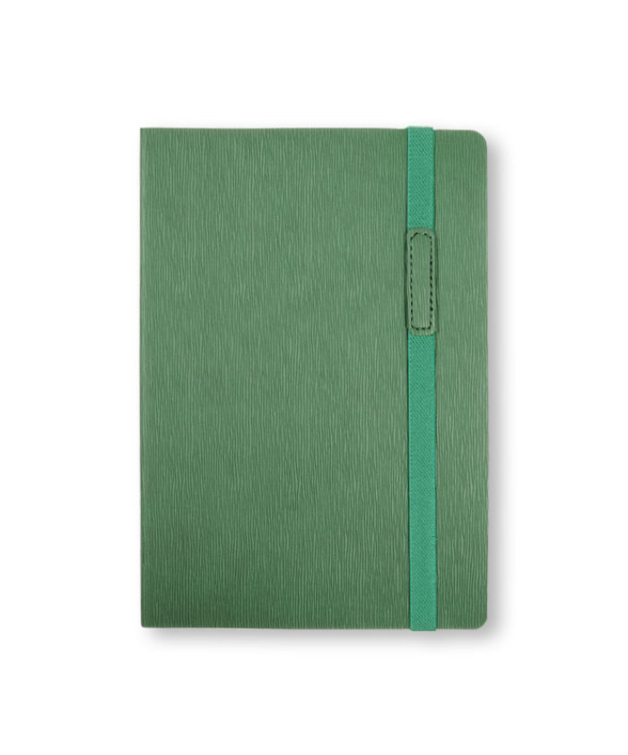 A5 Green Cambridge notebook