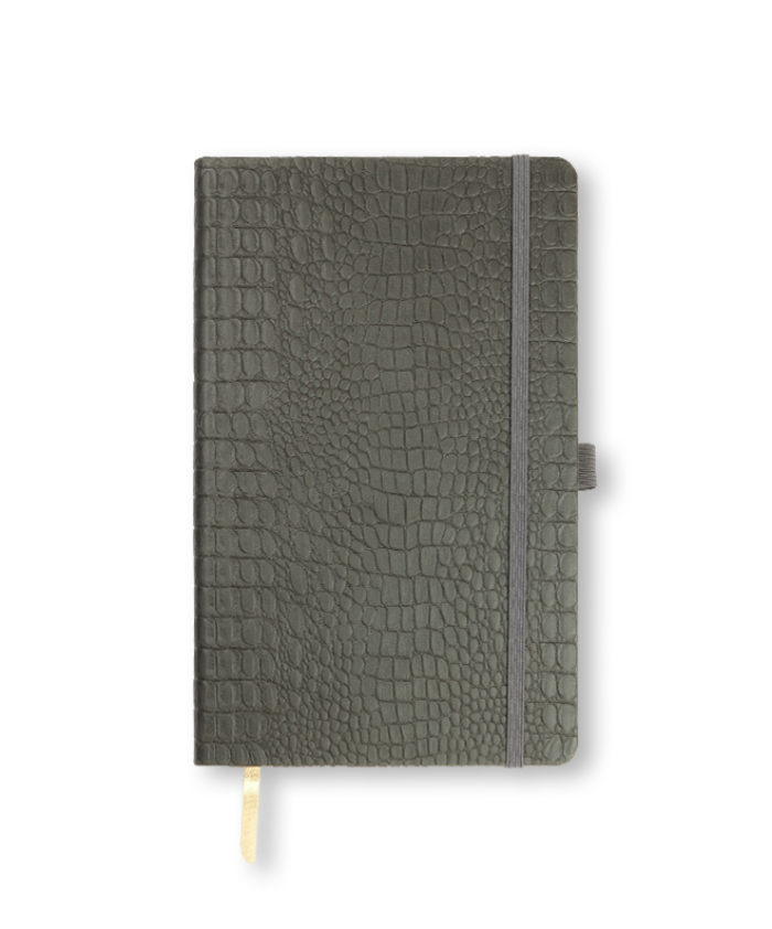 A5 Grey Oceania notebook