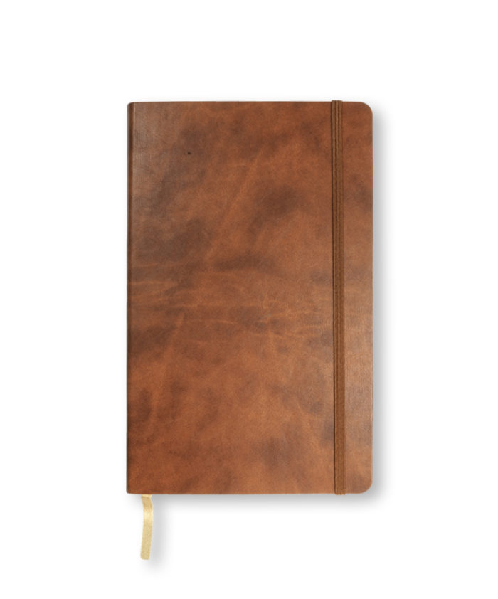 A5 Nut Castelli Novara flexi cover notebook