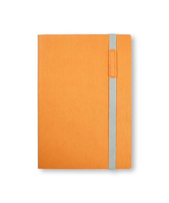 A5 Orange Cambridge notebook