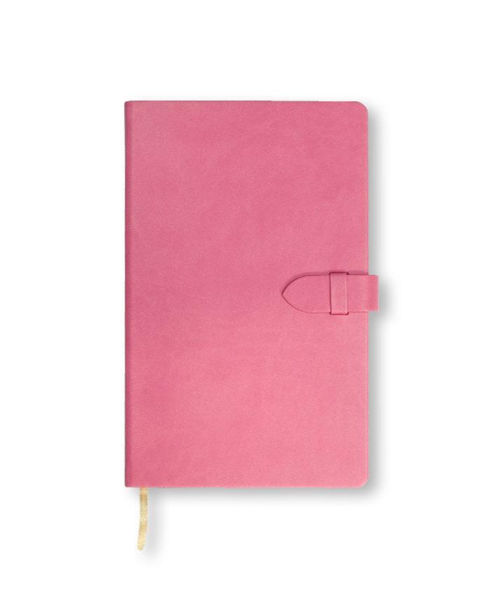 A5 Pink Castelli Mirabeau notebook