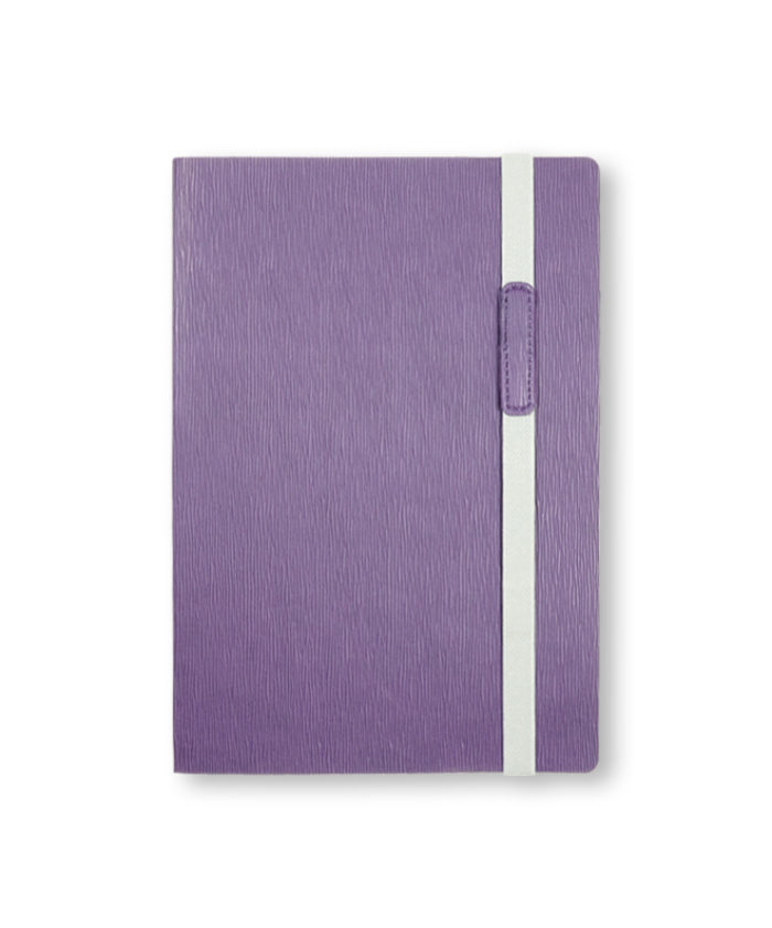 A5 Purple Cambridge notebook