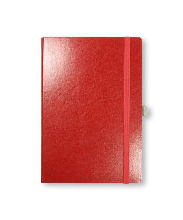 A5 Red Baladek notebook
