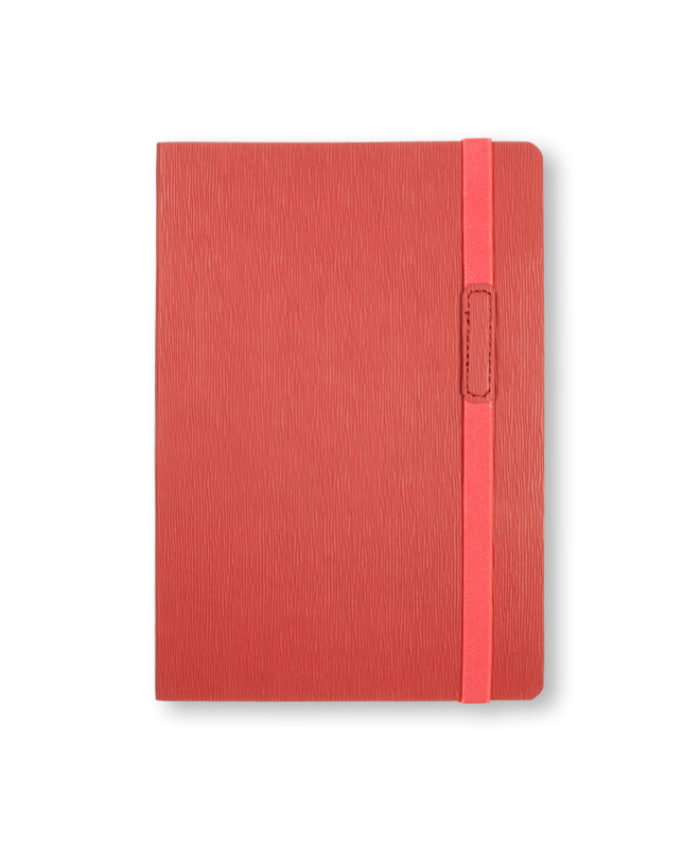 A5 Red Cambridge notebook