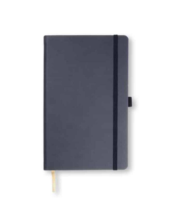 A5 Navy Blue Castelli Tucson hardback notebook