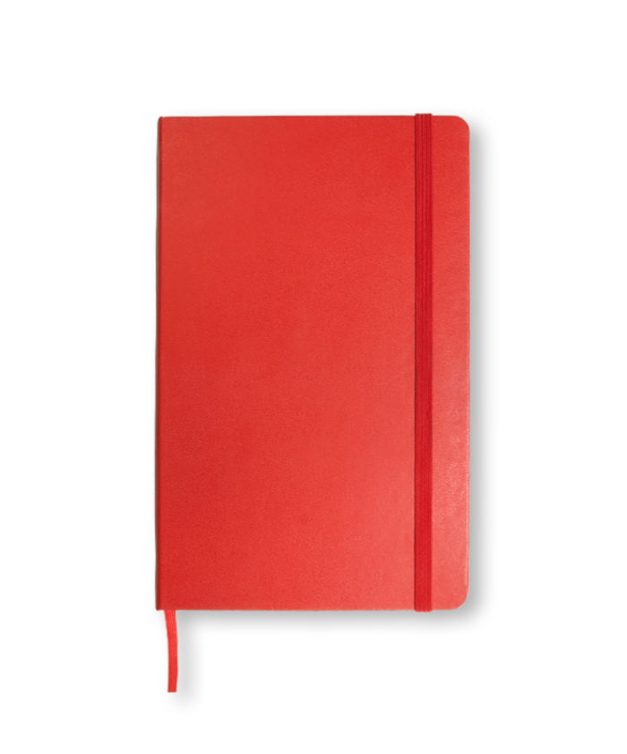 A5 Scarlet Red Classic Moleskine