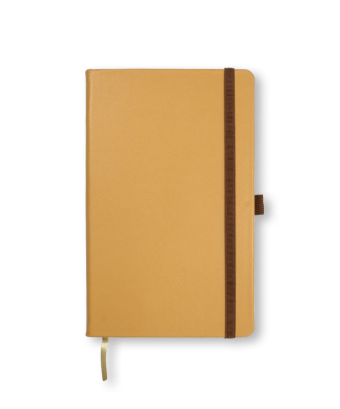 A5 Tan Castelli Cordoba notebook