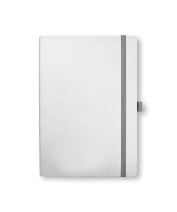 A5 White Baladek notebook