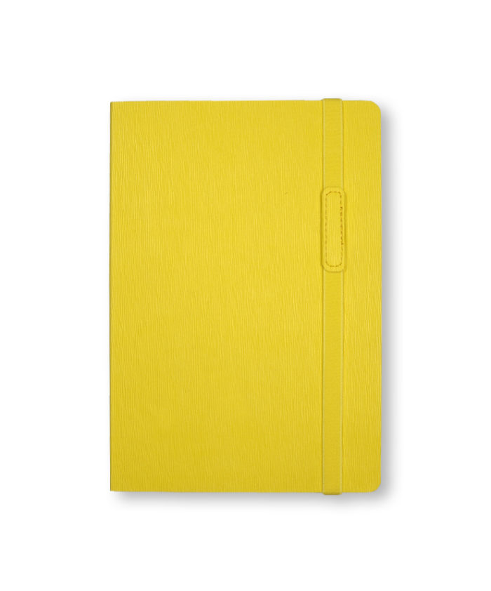 A5 Yellow Cambridge notebook
