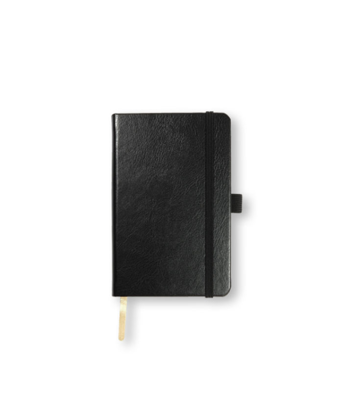 A6 Black Castelli Sherwood pocket notebook