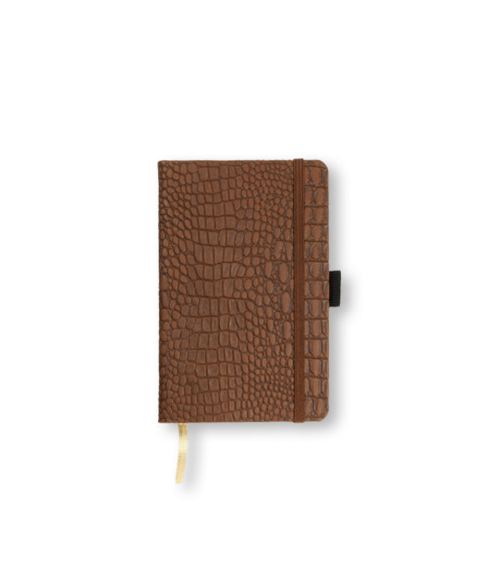 A6 Red Oceania pocket notebook