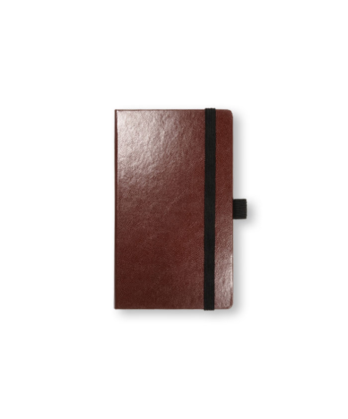 A6 Burgundy Baladek notebook