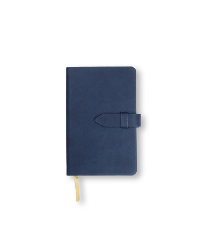 A6 China Blue Castelli pocket Mirabeau notebook