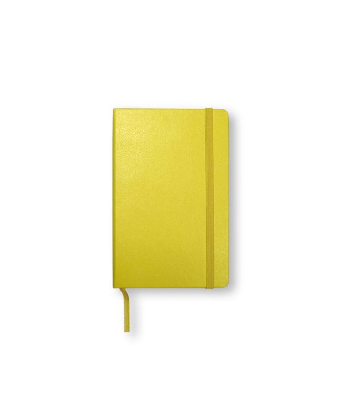 A6 Dandelion Yellow Classic pocket Moleskine