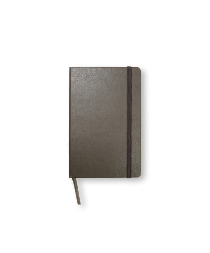 A6 Earth Brown Classic pocket Moleskine