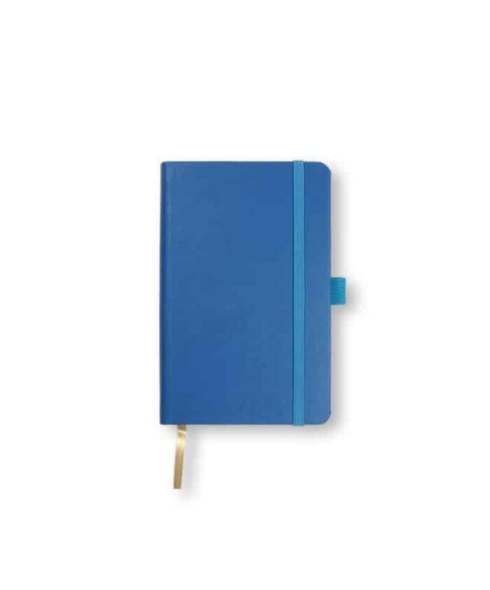 A6 French Blue Castelli Tucson hardback notebook