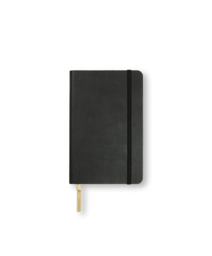 A6 Graphite Castelli Pocket Tucson flexicover notebook