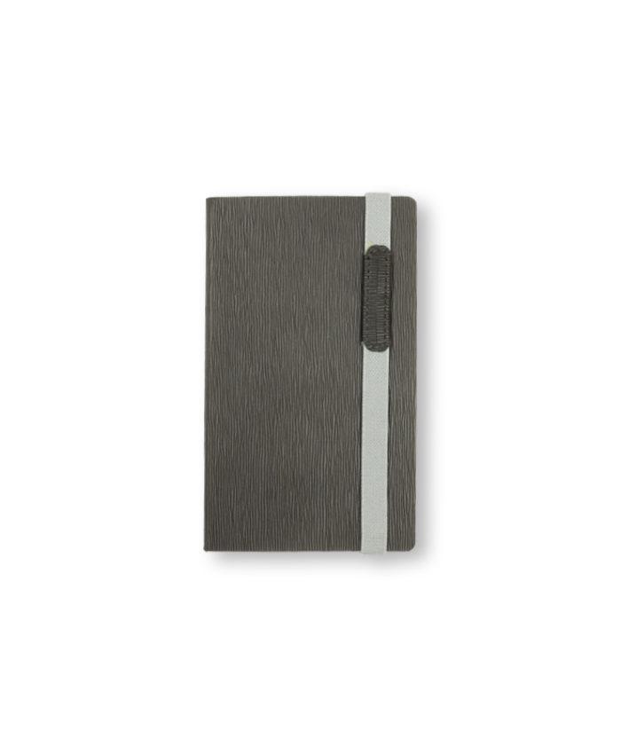 A6 Charcoal Cambridge notebook