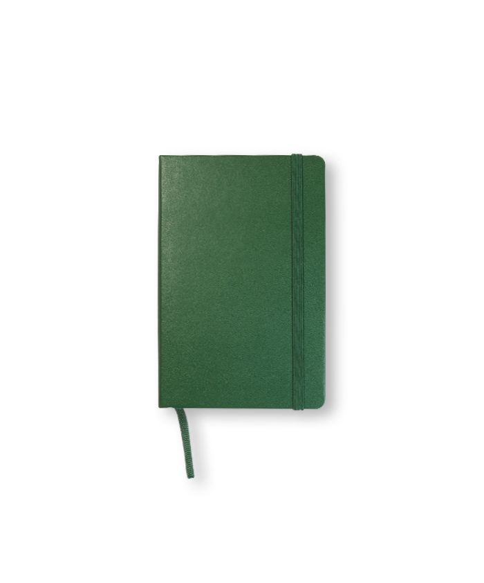 A6 Mrtyle Green Classic pocket Moleskine