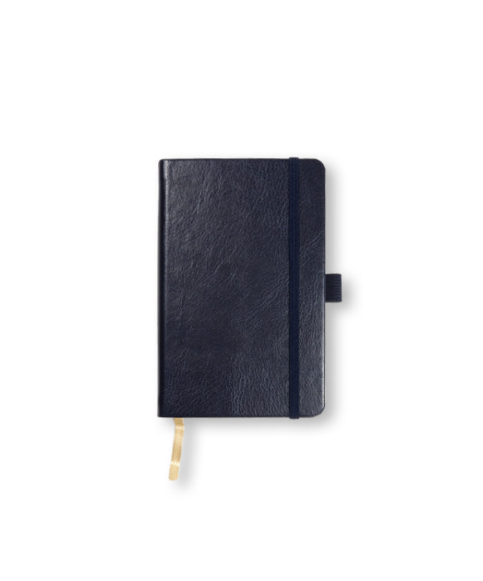 A6 Navy Blue Castelli Sherwood pocket notebook