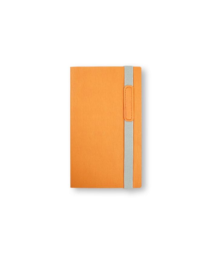 A6 Orange Cambridge notebook
