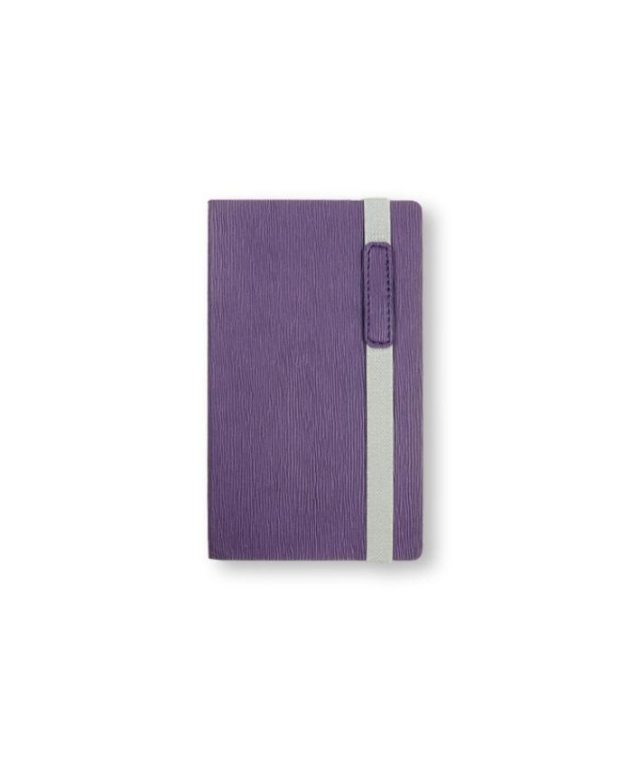 A6 Purple Cambridge notebook