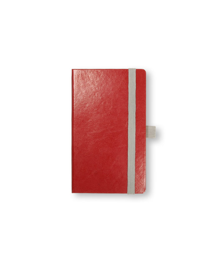 A6 Red Baladek notebook