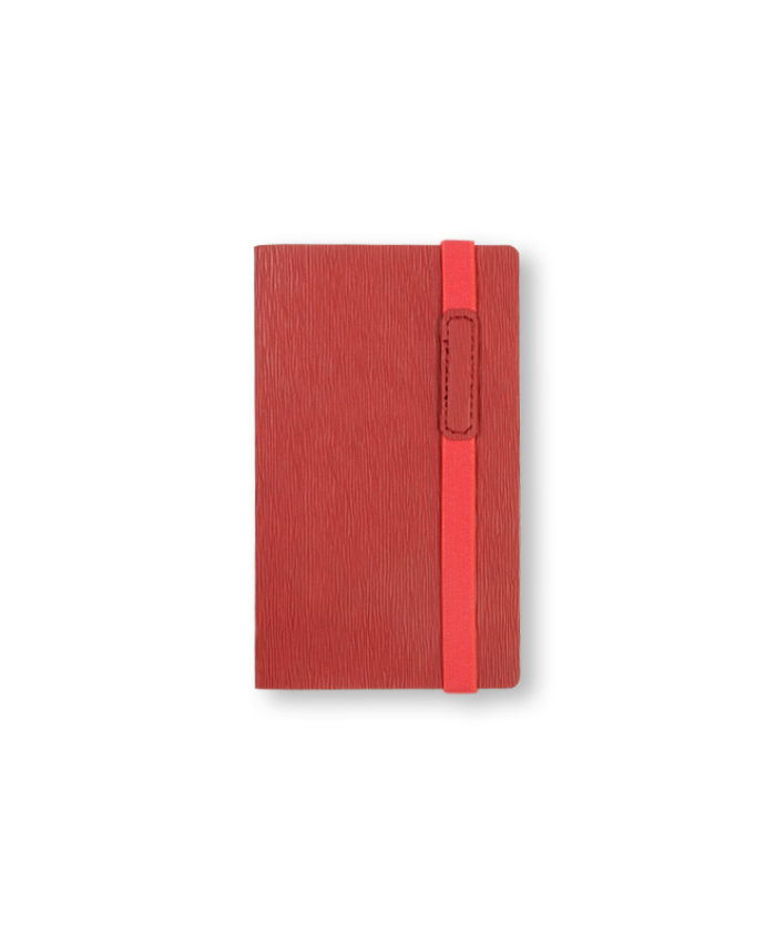 A6 Red Cambridge notebook