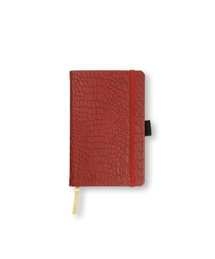A6 Brown Oceania pocket notebook