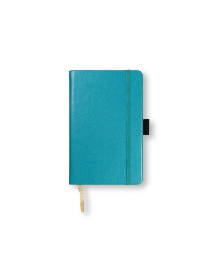 A6 Sky Blue Castelli Sherwood pocket notebook