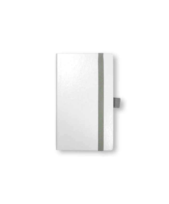A6 White Baladek notebook