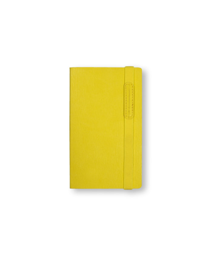 A6 Yellow Cambridge notebook